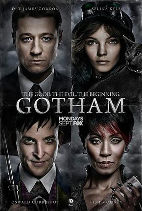 gotham sezon 1