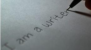być pisarzem