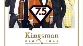 kingsman złoty krąg