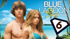 błękitna laguna przebudzenie