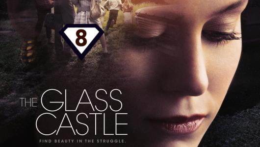 szklany zamek