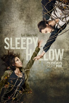 sleepy hollow 2 plakat