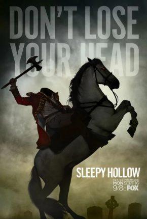 sleepy hollow plakat