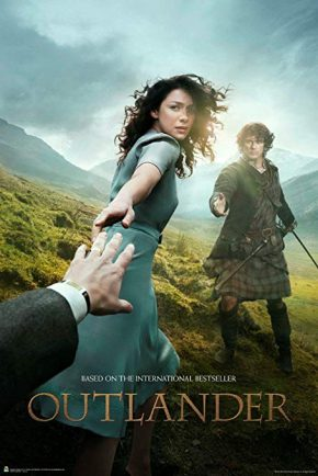 outlander sezon 1 plakat