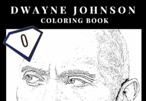 Dwayne Johnson Coloring Book ocena