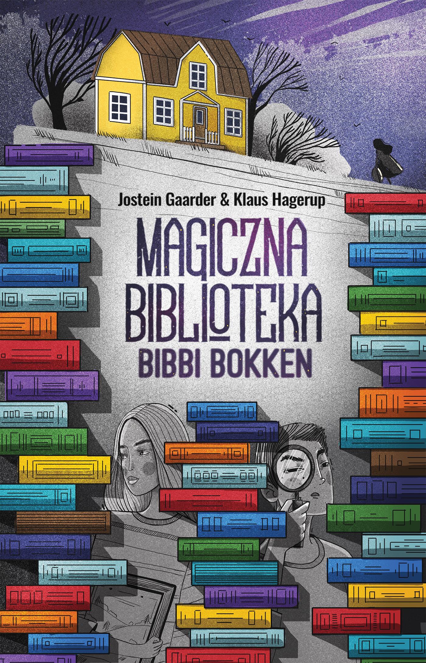 magiczna biblioteka bibbi bokken okładka