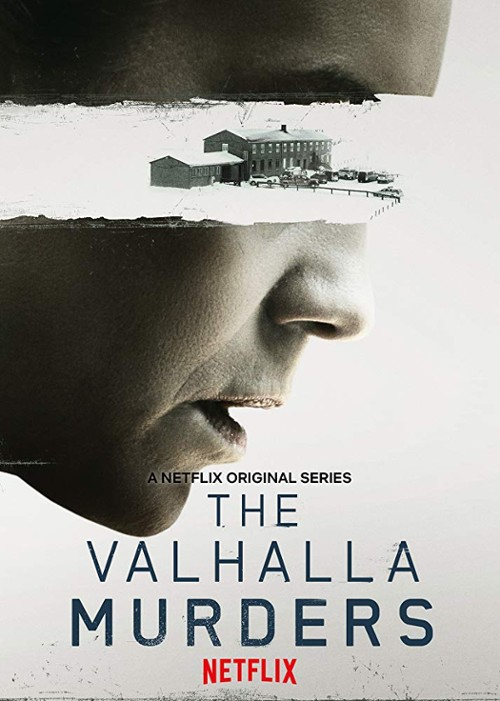 the valhalla murders plakat